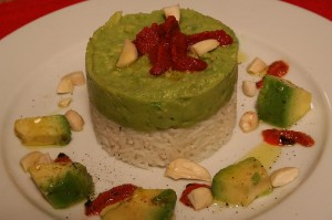 avocado e riso