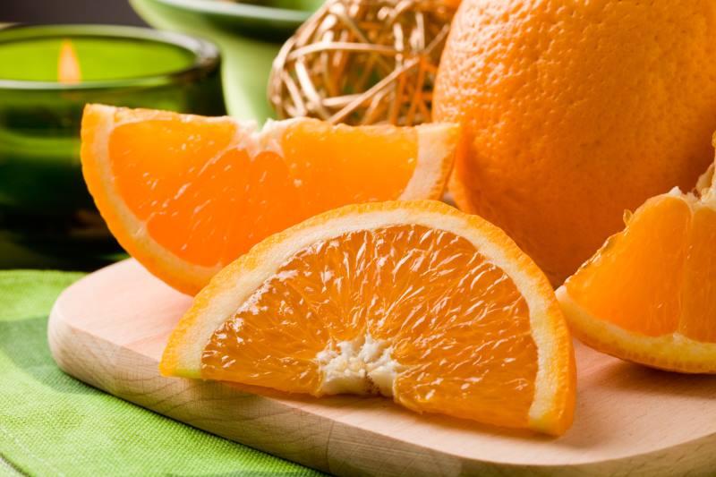 La stagione delle arance